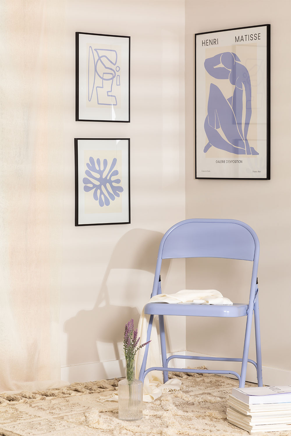 Set of 3 Decorative Prints (50x70 and 30x40 cm) Donna, gallery image 1