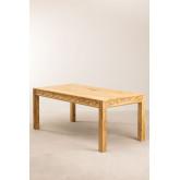 Rectangular Wooden Dining Table (183x94 cm) Alba, thumbnail image 2