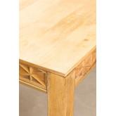 Rectangular Wooden Dining Table (183x94 cm) Alba, thumbnail image 5