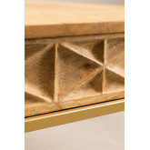 Rectangular Wooden Dining Table (183x94 cm) Alba, thumbnail image 6