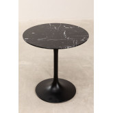 Round Marble Side Table (Ø50 cm) Tuhl, thumbnail image 2