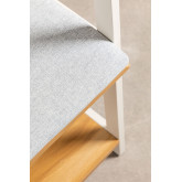 Coat Hanger-Bench  Unit Füst , thumbnail image 6