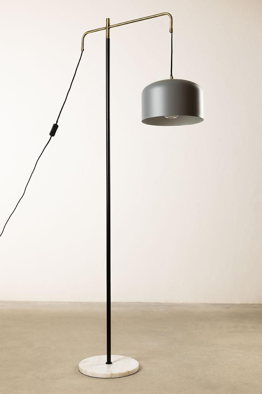 Floor Lamp with Hanging Screen Fendi , gallery image 1