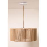 Lámpara de Techo en Cuerda de Nailon Uillo