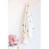 Volis Kids Cotton Knitted Swaddle, thumbnail image 1
