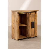 Wooden Wine Rack Cabinet Uain, thumbnail image 3