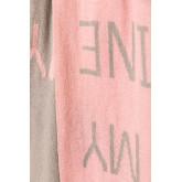 Plaid Soli Cotton Blanket, thumbnail image 5