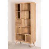 MDF bookcase Berkem, thumbnail image 2