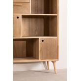 MDF bookcase Berkem, thumbnail image 4