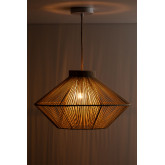 Cotton Rope Ceiling Lamp Ufo, thumbnail image 4