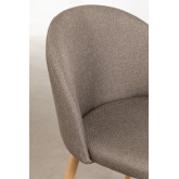 Linen Dining Chair Kana, thumbnail image 5