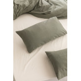 Rectangular Cushion Cover in Linen and Cotton (50x75 cm) Ragnar, thumbnail image 1