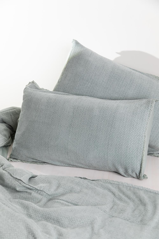 Rectangular Cotton Cushion Cover (50x75 cm) Alaska, gallery image 1