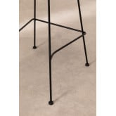 High Stool in Synthetic Wicker Shelly, thumbnail image 5