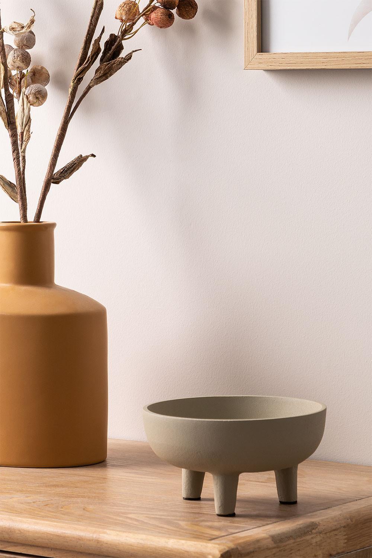 Aluminium Plant Pot Orst, gallery image 1