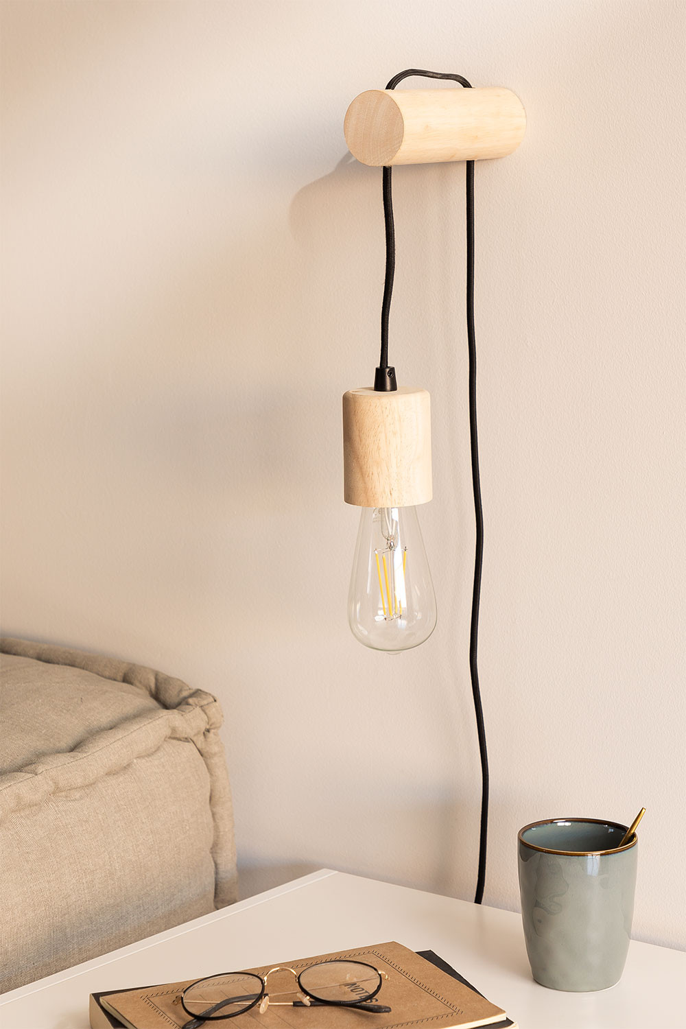 Torsa Wall Sconce , gallery image 1