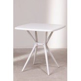 Square Outdoor Table (72x72 cm) Enno, thumbnail image 2
