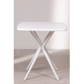 Square Outdoor Table (72x72 cm) Enno, thumbnail image 3