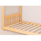 Kids Wooden Bed for Mattress 90 cm Maggie , thumbnail image 4