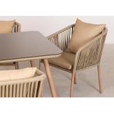 Set 4 Chairs  Arhiza Supreme  & Table Arhiza , thumbnail image 4