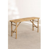 Bamboo Outdoor Table Marie, thumbnail image 2