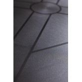 Square Outdoor Polyethylene Table (85x85 cm) Tina, thumbnail image 5