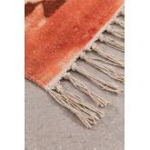 Cotton Rug (195x175 cm) Kinari, thumbnail image 4