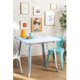 Vintage LIX Table (80x80), thumbnail image 1