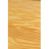Square Wood Dining Table (80x80) LIX Brushed, thumbnail image 5
