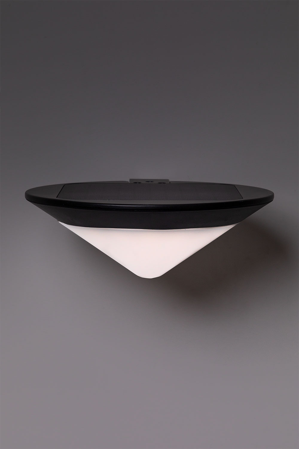 Aizah Solar Led Outdoor Wall Sconce , gallery image 1