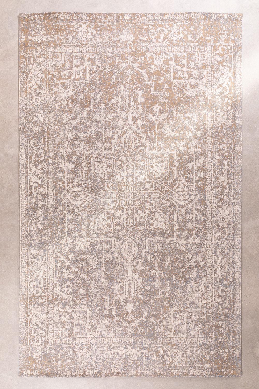 Cotton Chenille Rug (300x180 cm) Busra, gallery image 1