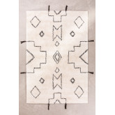 Cotton Rug Reddo (180x120 cm) , thumbnail image 1