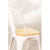 Wooden Matte LIX Chair, thumbnail image 3