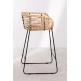 High Stool in Hasse Rattan, thumbnail image 2