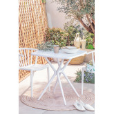 Square Outdoor Table (72x72 cm) Enno, thumbnail image 1