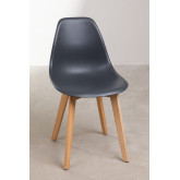 Nordic Brich Scand Chair, thumbnail image 2