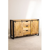 Wooden Chest of Drawers Kiefer , thumbnail image 2