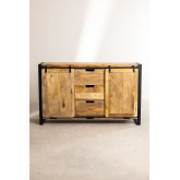 Wooden Chest of Drawers Kiefer , thumbnail image 6