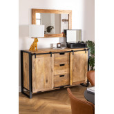 Wooden Chest of Drawers Kiefer , thumbnail image 1