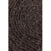 Low Round Wool  & Wooden Stool Rixar, thumbnail image 4