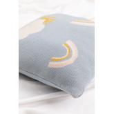 Square Cotton Cushion (35x35 cm) Ellie Kids, thumbnail image 4