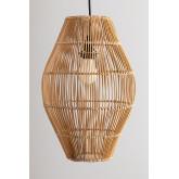 Khumo Bamboo Ceiling Lamp, thumbnail image 3
