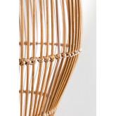 Khumo Bamboo Ceiling Lamp, thumbnail image 4