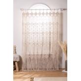 Macrame curtain (215x110 cm) Luana, thumbnail image 1