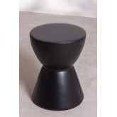 Round Tao Ceramic Side Table, thumbnail image 2