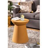 Round Metal Side Table (Ø37 cm) Bayi, thumbnail image 1
