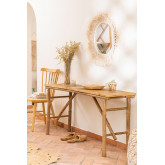 Bamboo Outdoor Table Marie, thumbnail image 1