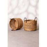 Set of 2 Baskets Izmir, thumbnail image 3