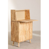 Wooden Bar Cabinet Arlan , thumbnail image 4