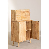 Wooden Bar Cabinet Arlan , thumbnail image 5